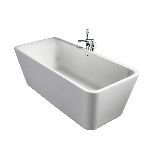 Свободностояща двустранна вана Tonic II, 180x80 см