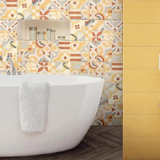 Плочки за баня CLOUD
