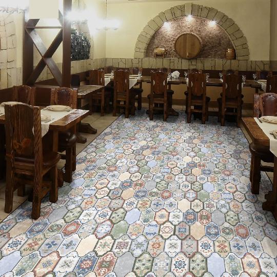 Плочки за баня CORINTO COLORS