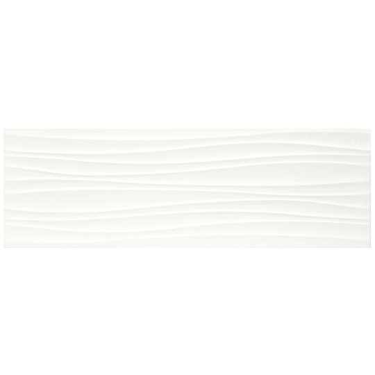 Absolute White Struttura Twist Lux 250x760 мм., Продуктов номер: #M023