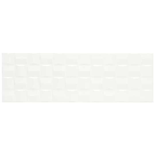 Absolute White Struttura Cube Lux 250x760 мм., Продуктов номер: #MN0M