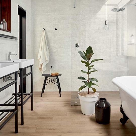 Плочки за баня FABRIC